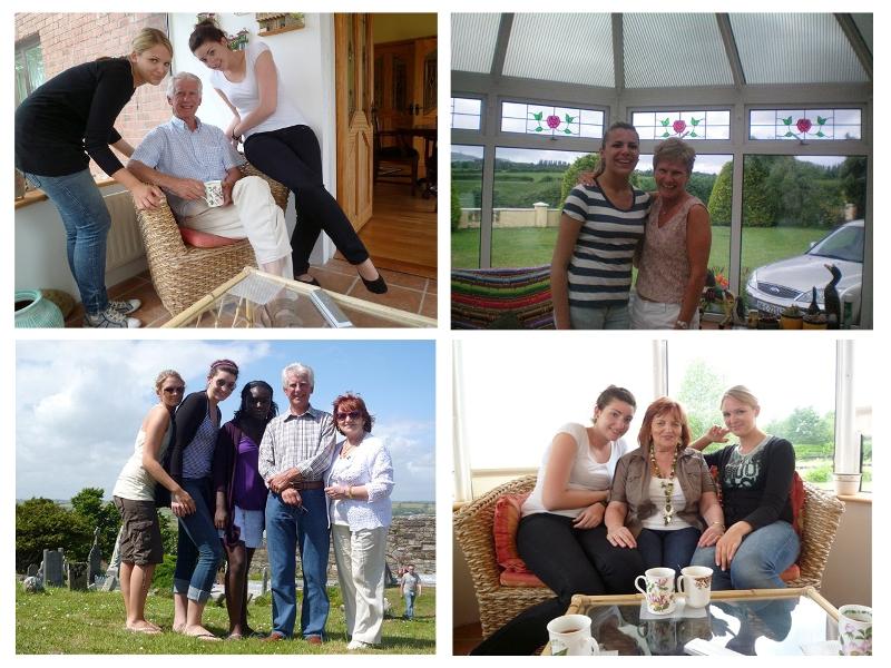 2 Photo collage hosfamily